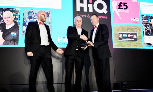 HiQ Rushden wins Community Pride Award at HiQ National Conference 2018