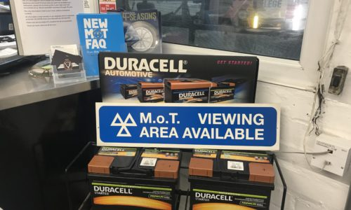 HiQ Dukinfield Duracell Batteries