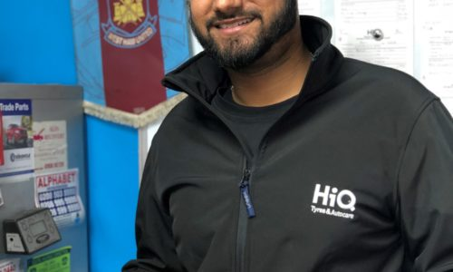 HiQ East Ham- Amar wins Gold Standard Award 2018