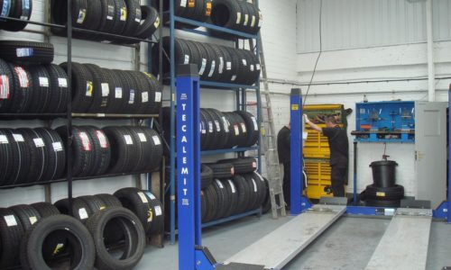 HiQ Warmley workshop- tyre brands in stock at all price points from premium to budget.