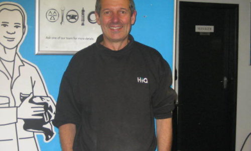 HiQ Dewsbury - Franchisee Chris