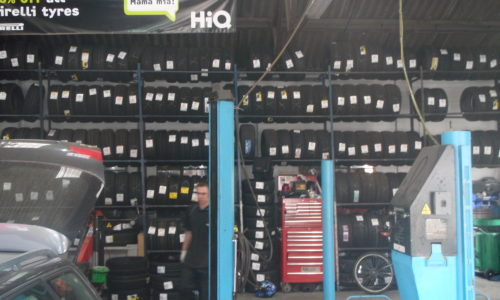 HiQ Honiton tyres in stock for all price points, from premium to budget tyres.