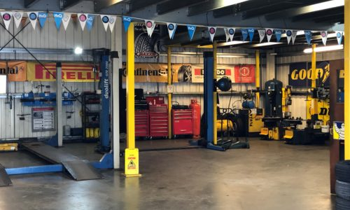 HiQ Medway equipment in workshop