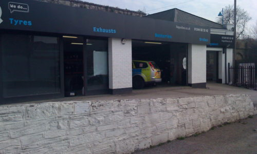HiQ Queensferry- Tyre & Alignment Workshops