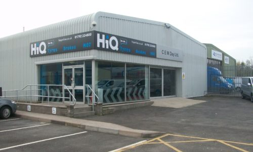 HiQ Central Swansea