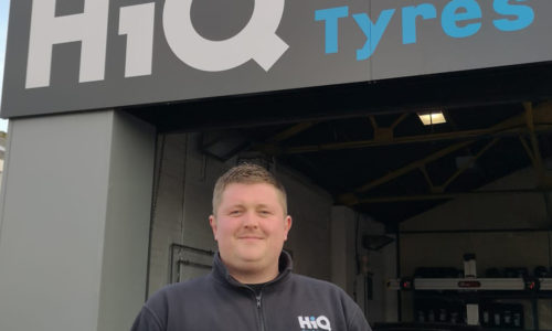 Hi Q Cardiff Centre Manager Cory