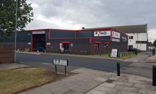 External HiQ Middlesbrough