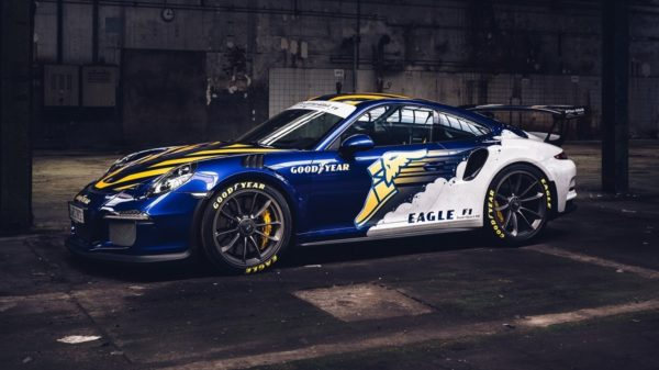 Porsche GT3 RS Livery GY
