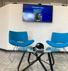 Hi Q Tyres Autocare Bexhill waiting area