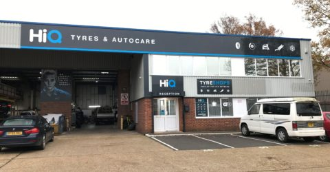 Welcome to HiQ Tyres & Autocare Hedge End