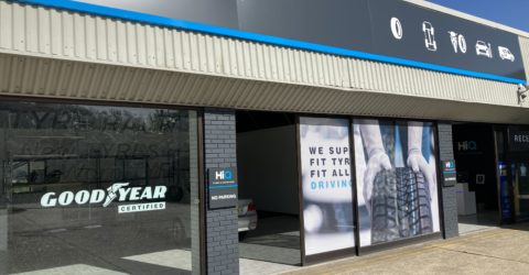 New Tyre Centre launched in Bexhill.