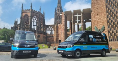 HiQ2U – New mobile tyre fitting service launches in the Midlands