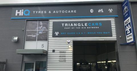 Welcome to HiQ Tyres & Autocare Havant