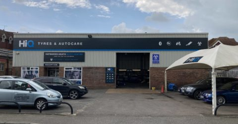 A new Tyre & Car care garage opens in Haywards Heath