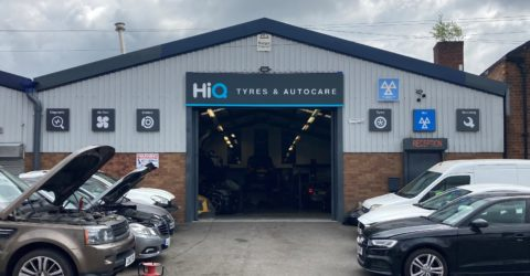 A new Tyre & Autocare Centre launched in Walsall