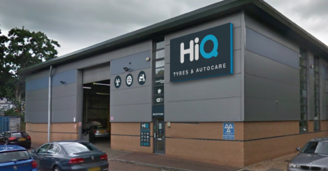 Welcome HiQ Tyres & Autocare Whiteley