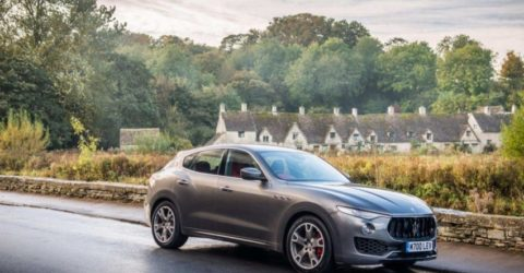 GOODYEAR CHOSEN FOR THE NEW MASERATI LEVANTE