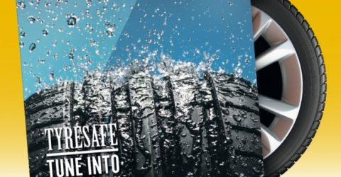 HiQ SUPPORTS TYRE SAFETY MONTH