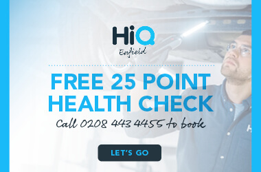 Free 25 point health check