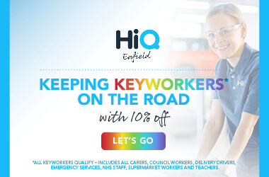 10% off for keyworkers