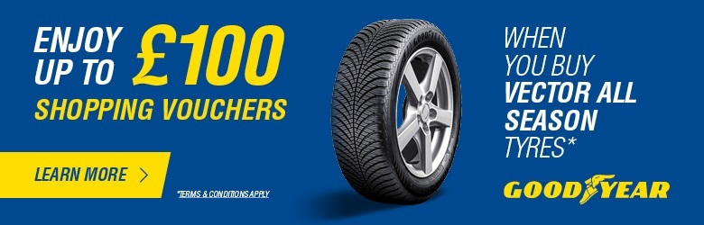 GOODYEAR ALL SEASON TYRES PROMOTION*