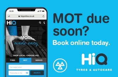 GDY53691 Book Your MOT Early 1180x250