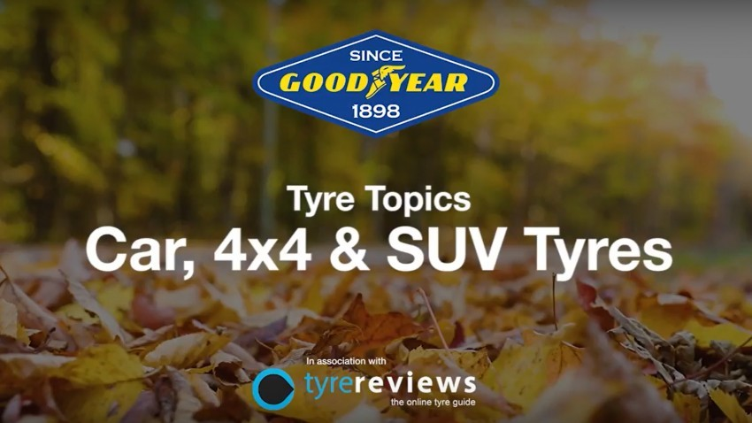 Car suv and 4x4 tyres what makes them different